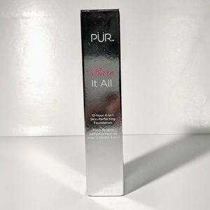 PUR Bare It All 4-in- Skin Perfect Foundation Deep